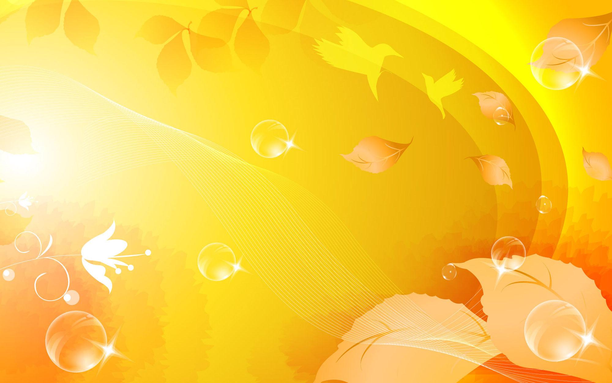 Клиентов, солнечный фон для открытки