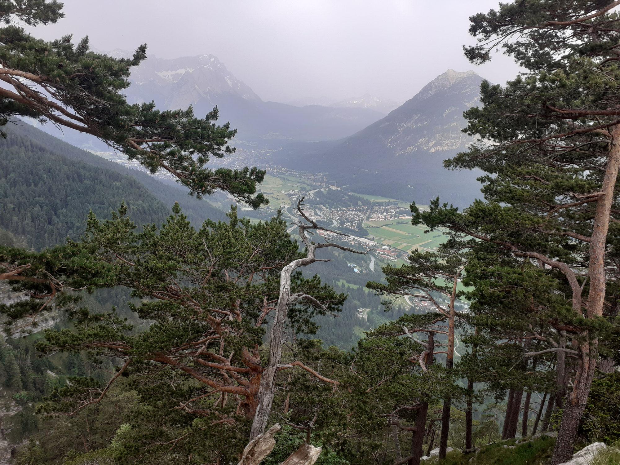 Estergebirge Überschreitung