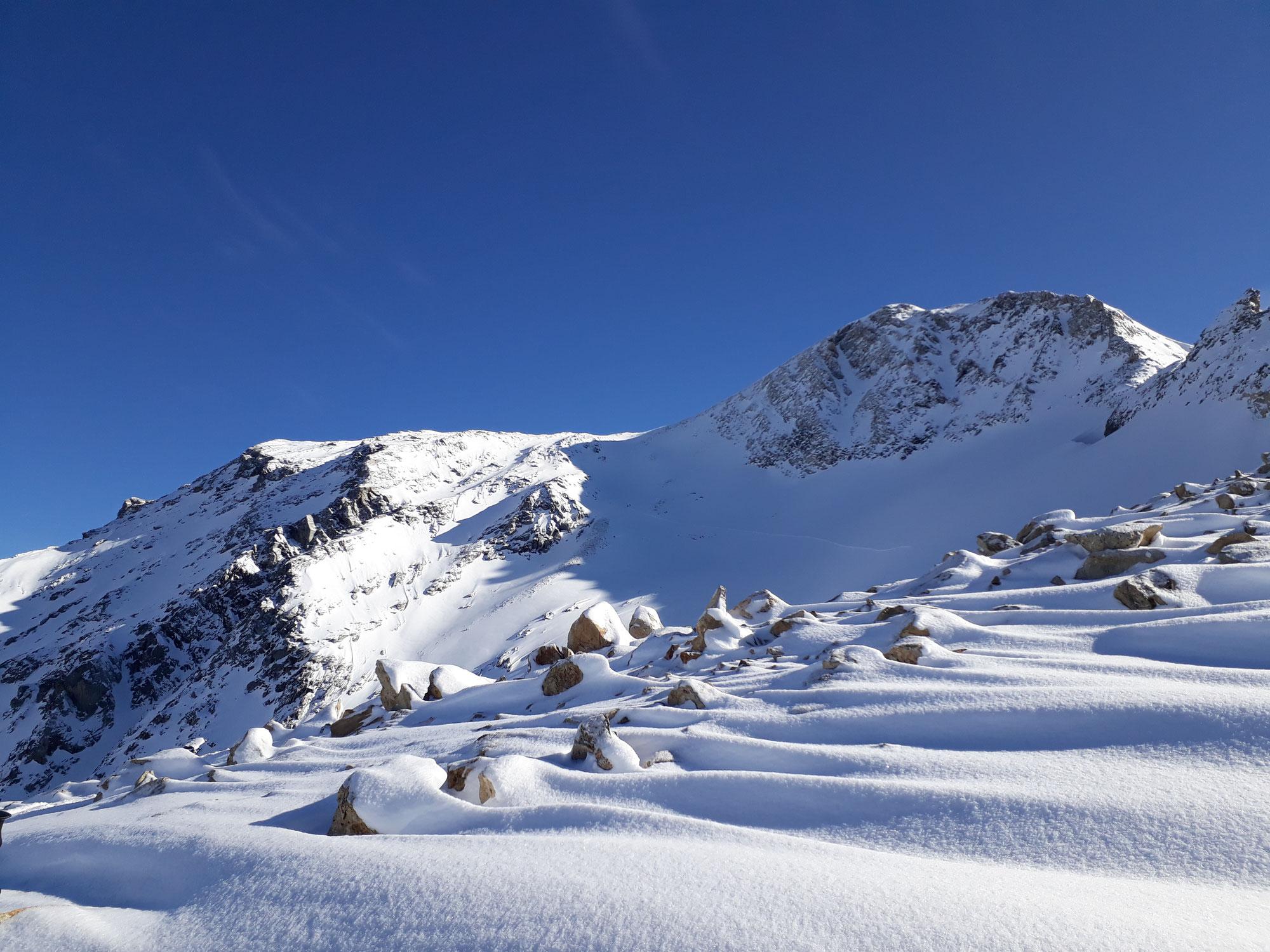 Skihochtour Hoher Riffler 3231m