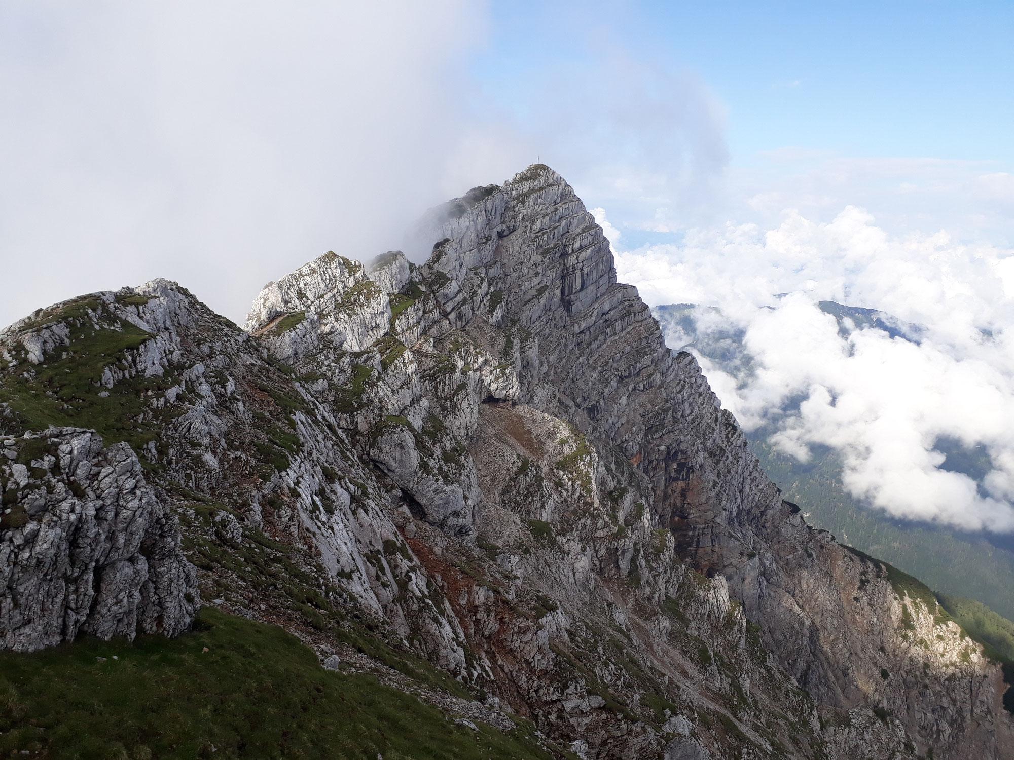 Nuaracher Höhenweg - Loferer Steinberge