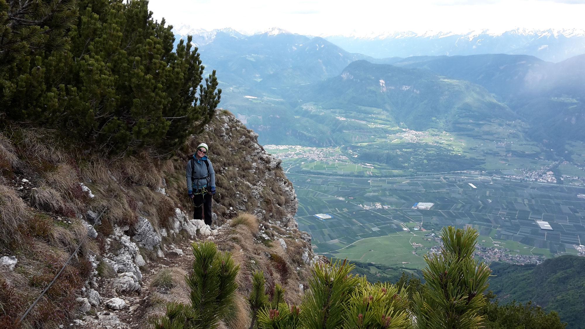 Monte Roen Klettersteig