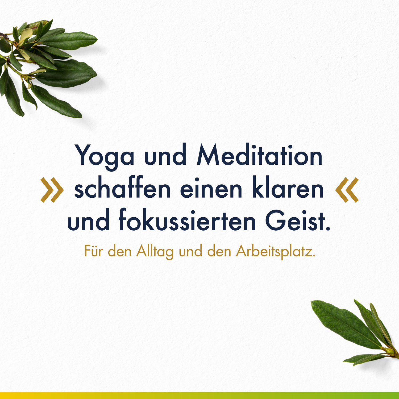 Wussten Sie dass... Yoga und Atemtechnik