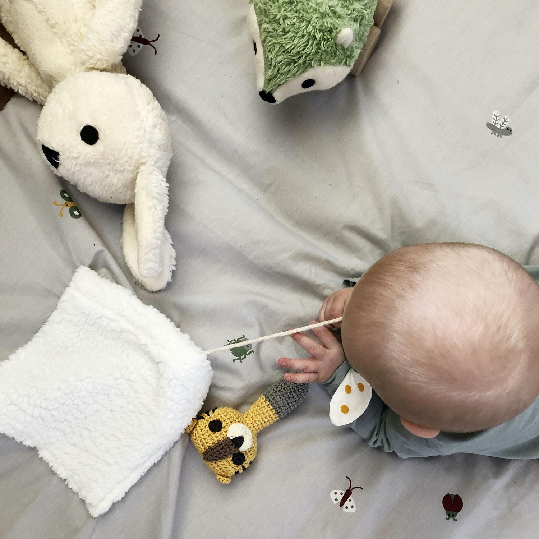 Auf der Suche nach dem passenden Ostergeschenk fürs Baby