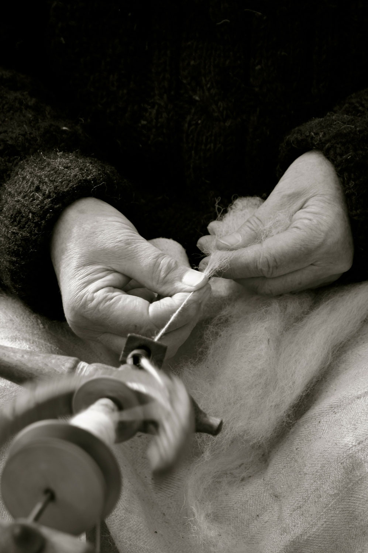Atelier soirée de filage artisanal