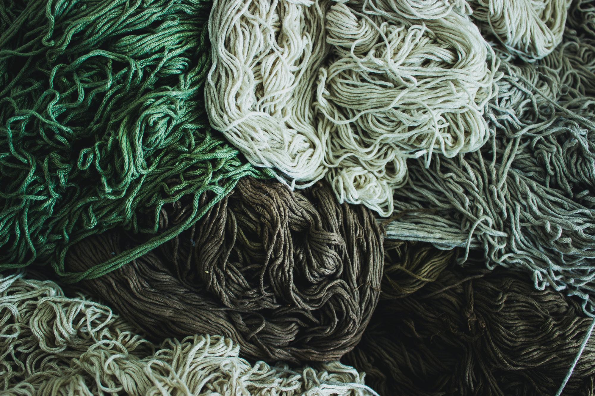 Atelier-journée teinture végétale de laine 24.04.21