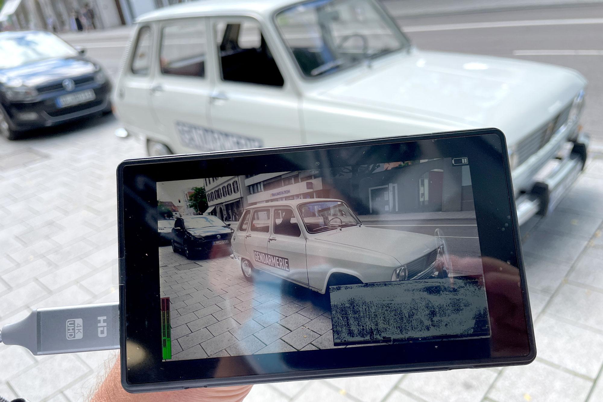 "Godox GM55 4K HDMI 5.5"" Touchscreen"