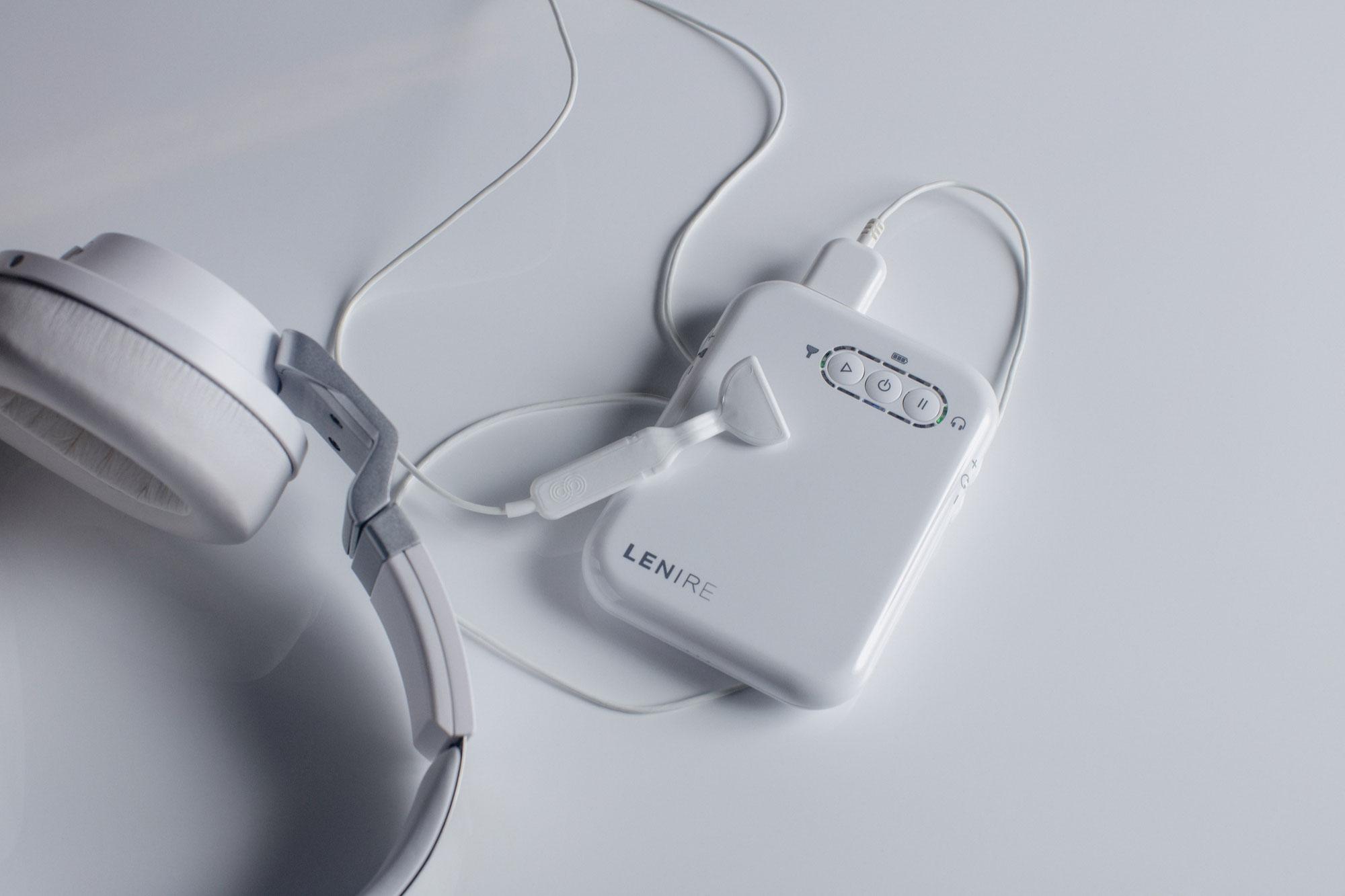 Lenire-Therapie mittels bimodaler Neurostimulation