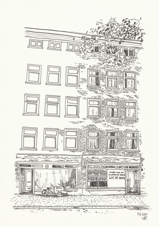 Huisportret: van massagestudio naar oude bakkerij