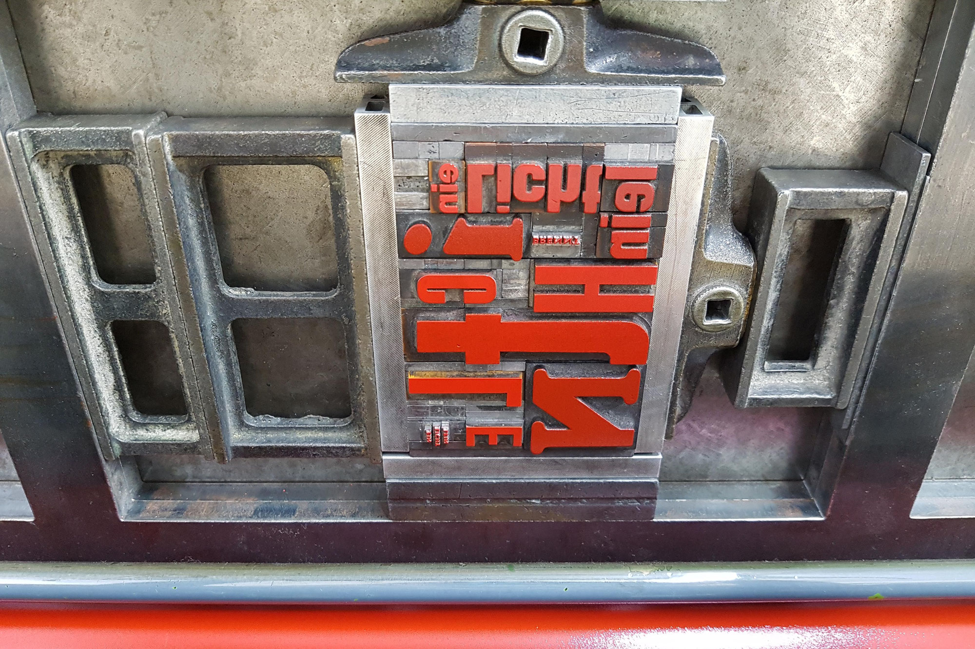 Eine Typografin Auf Reise Jana Auf Typowalz