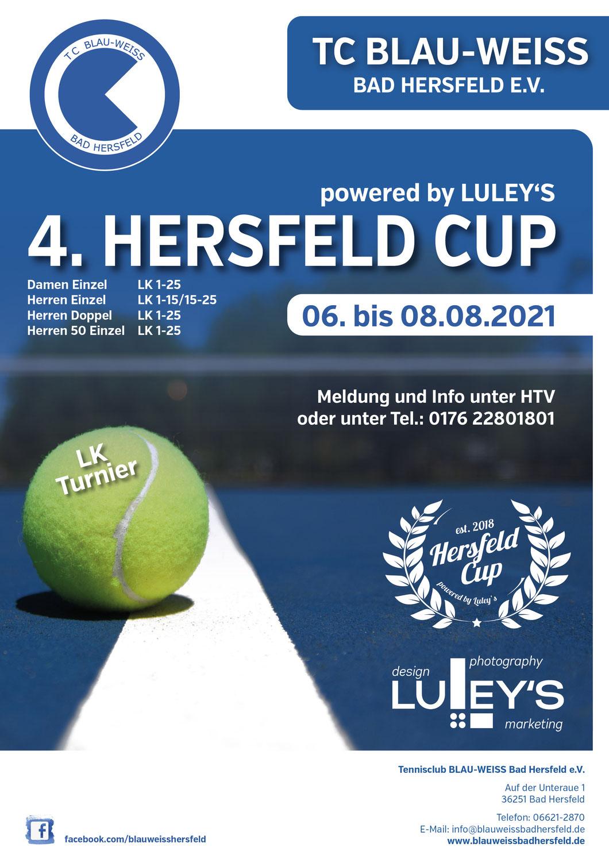 4. Hersfeld Cup powered by Luley's