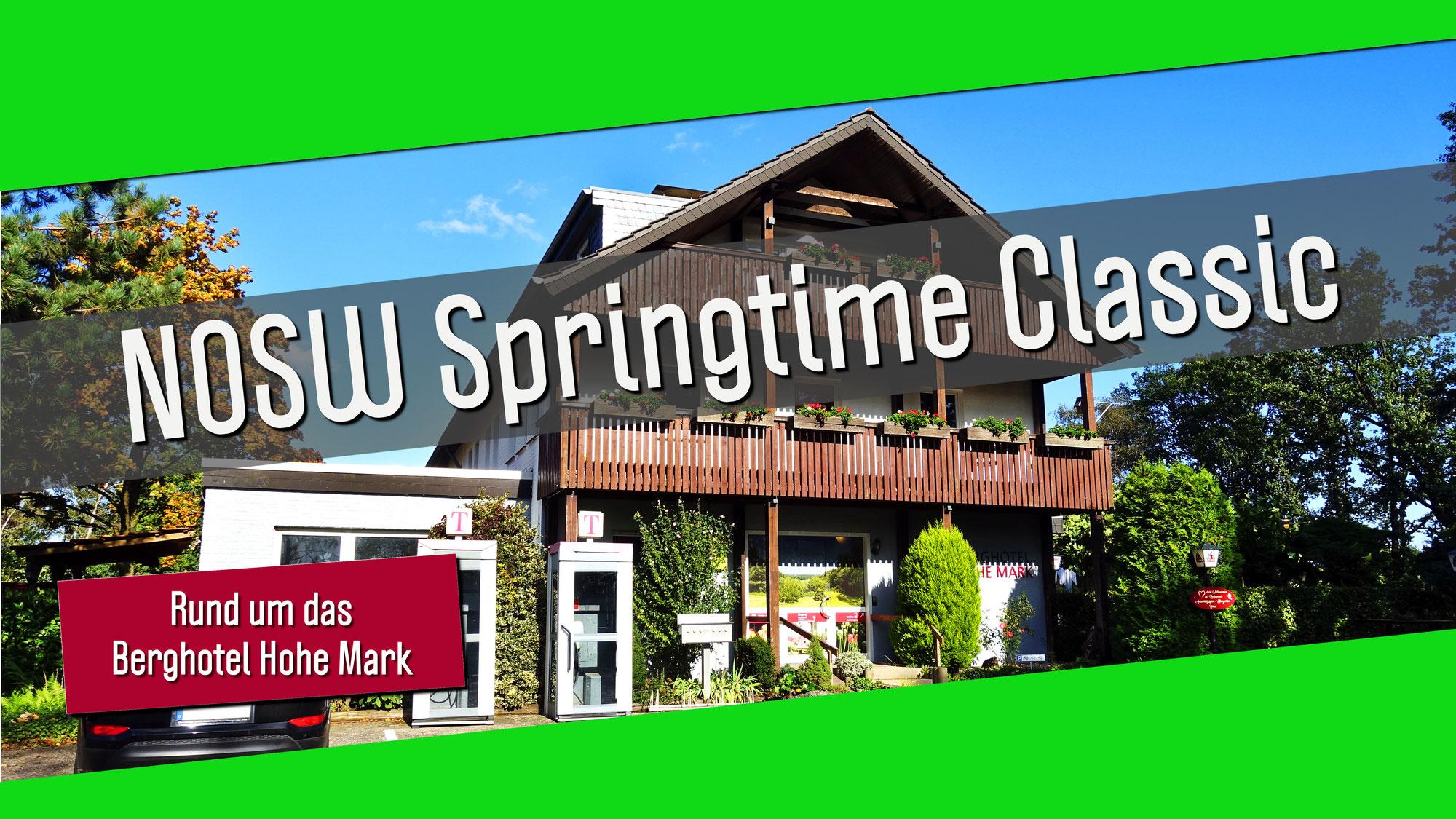 Verschoben: NOSW Springtime Classic 2021