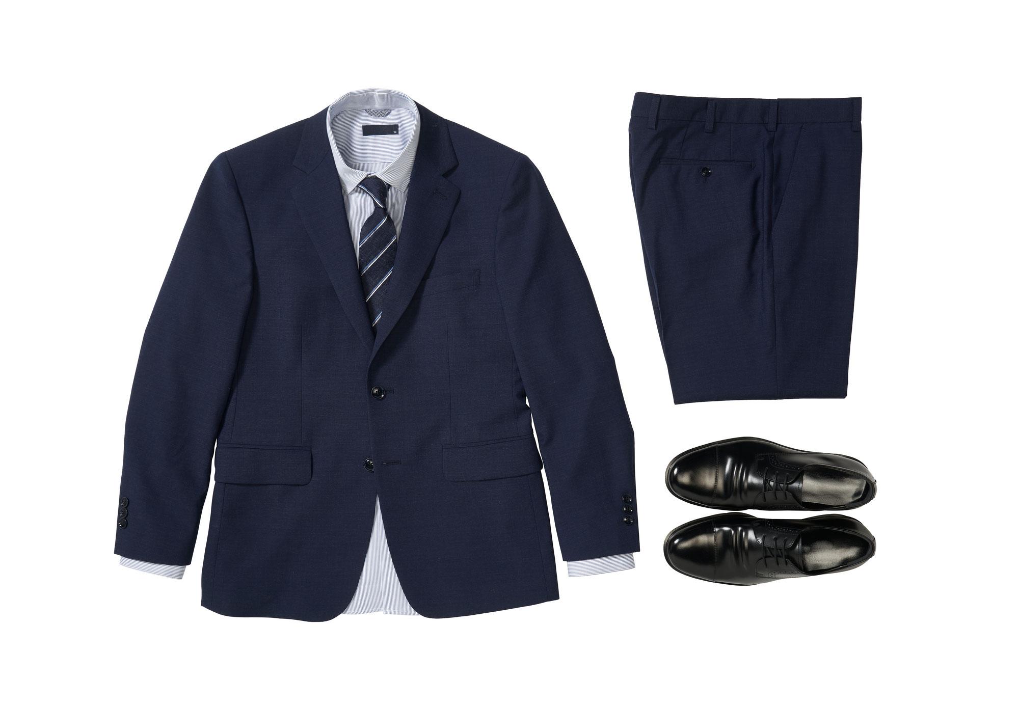 リクルートスーツファッション