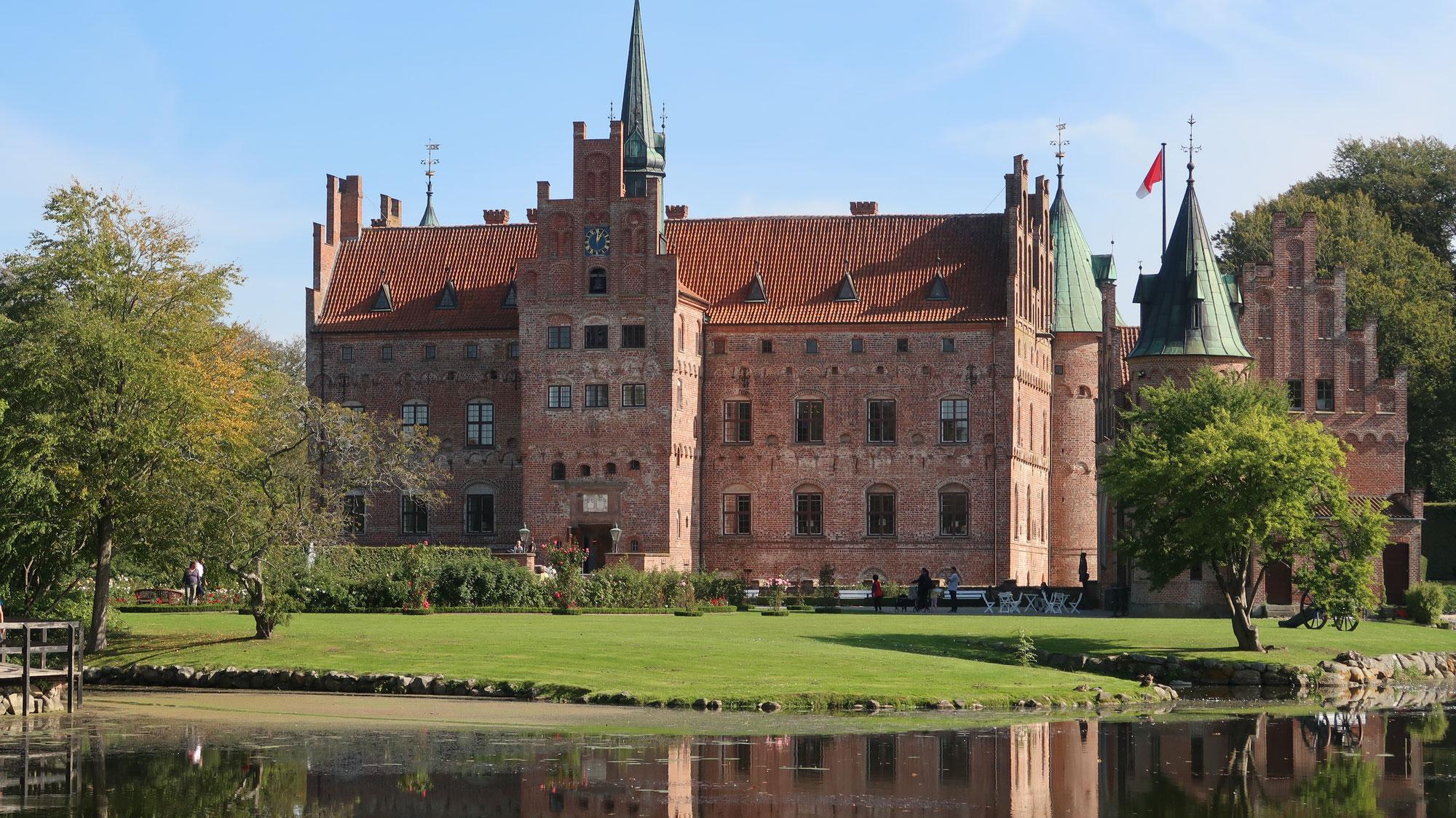 La traversée du Danemark - partie 1