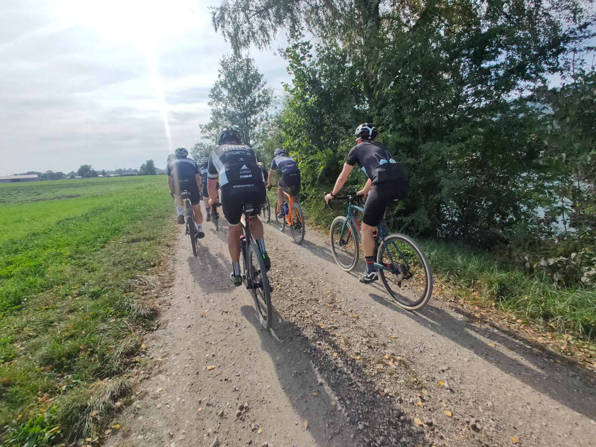 1. VCL Gravel-Ride