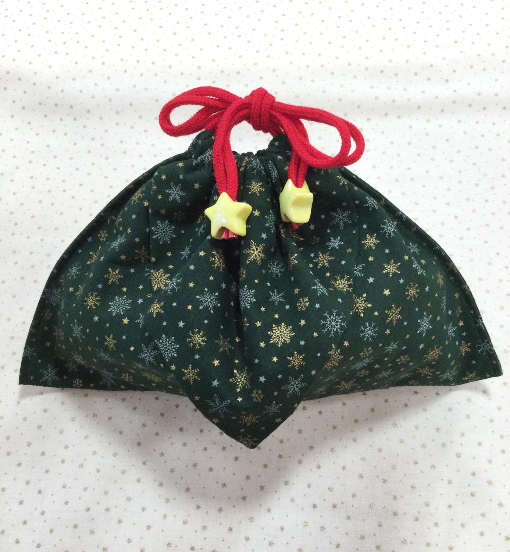 【織姫長町店】クリスマス巾着★