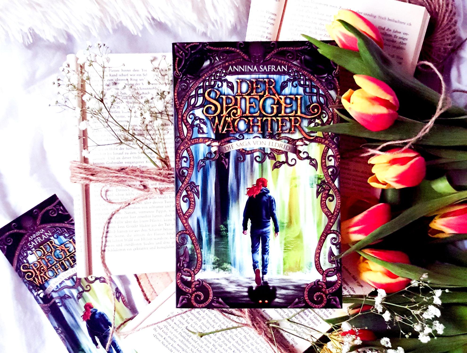 Rezension| Der Spiegelwächter: Die Saga von Eldrid von Annina Safran