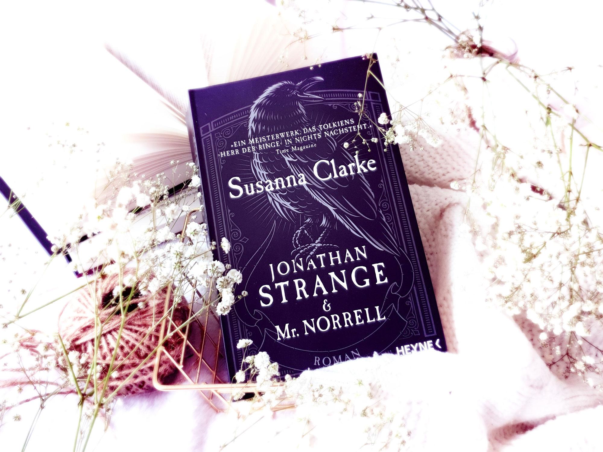 Rezension| Jonathan Strange & Mr. Norrell von Susanna Clarke