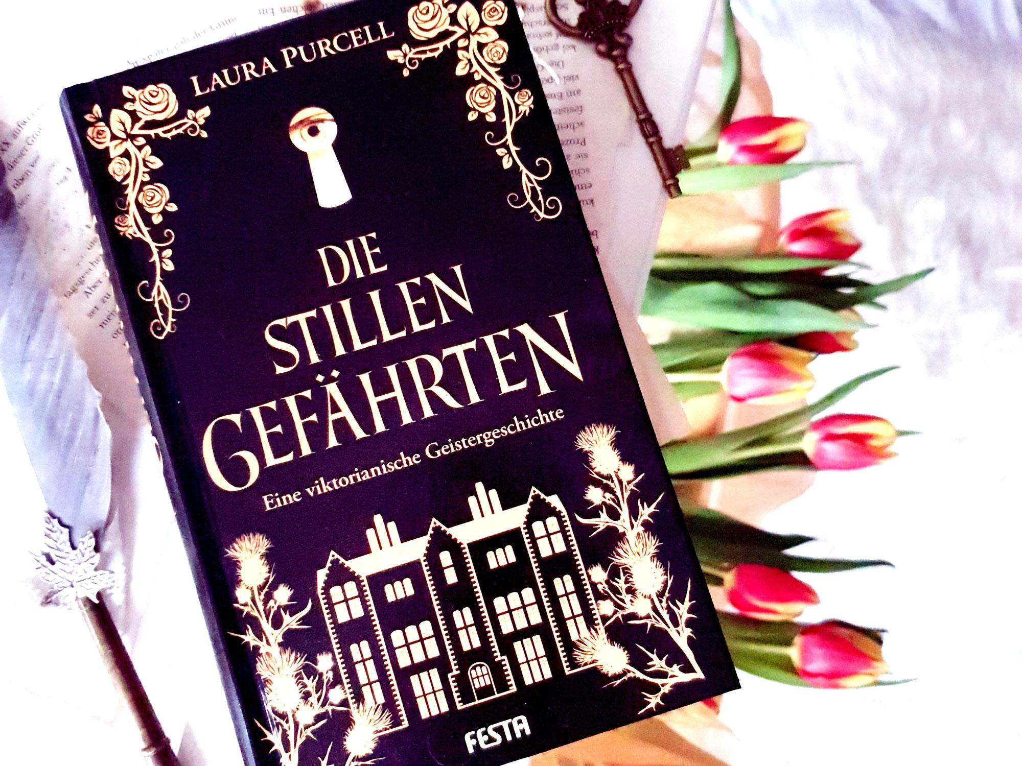 Rezension| Die stillen Gefährten: Eine viktorianische Geistergeschichte von Laura Purcell