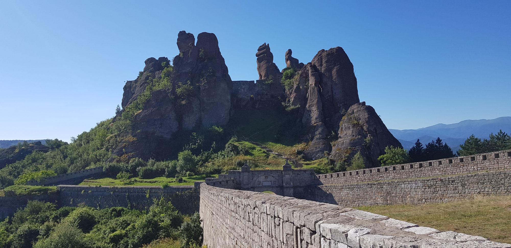 Fort Belogradtschik - Bollwerk aus Fels und Stein