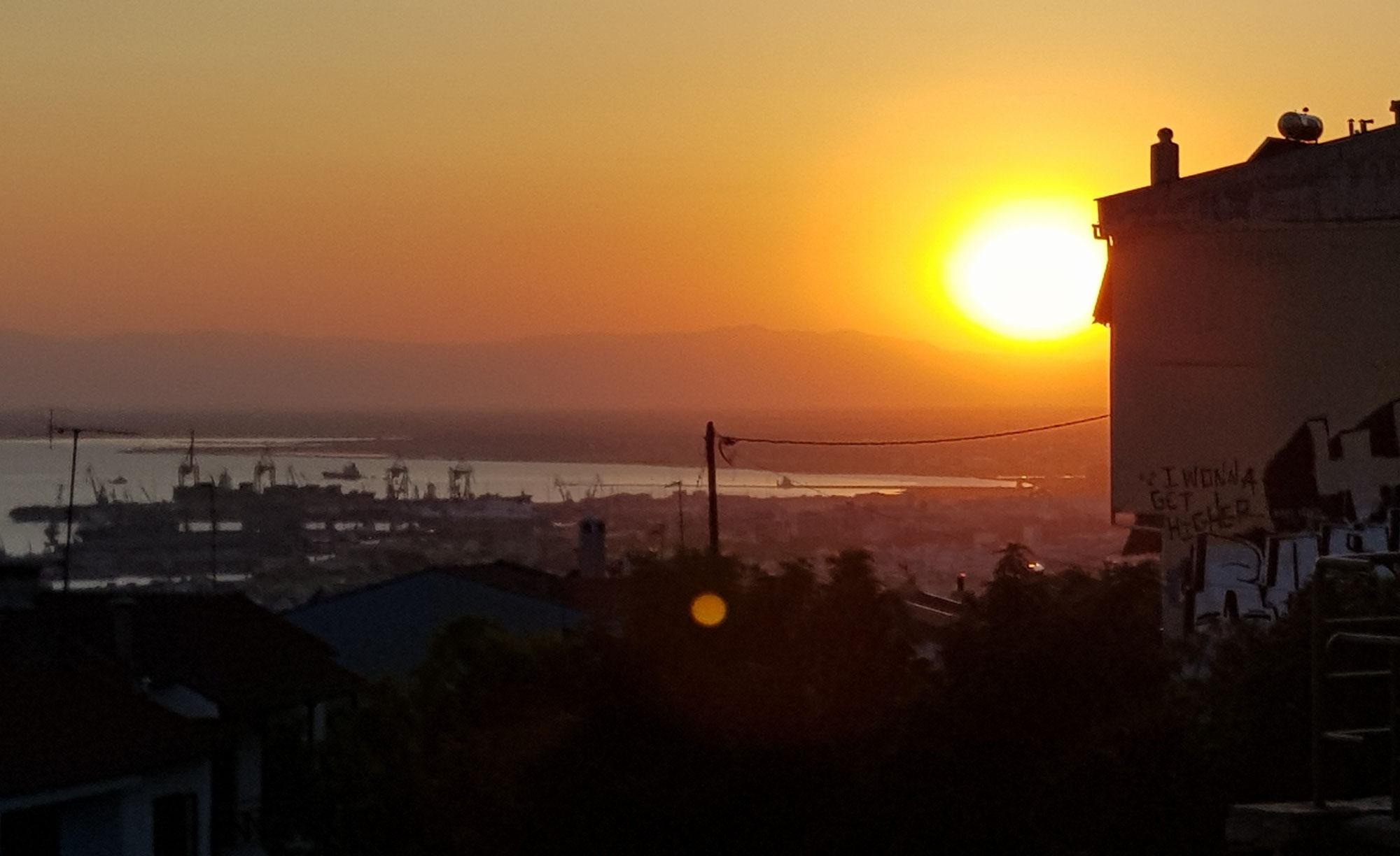 Städtetrip Thessaloniki - Herrliche Aussichten