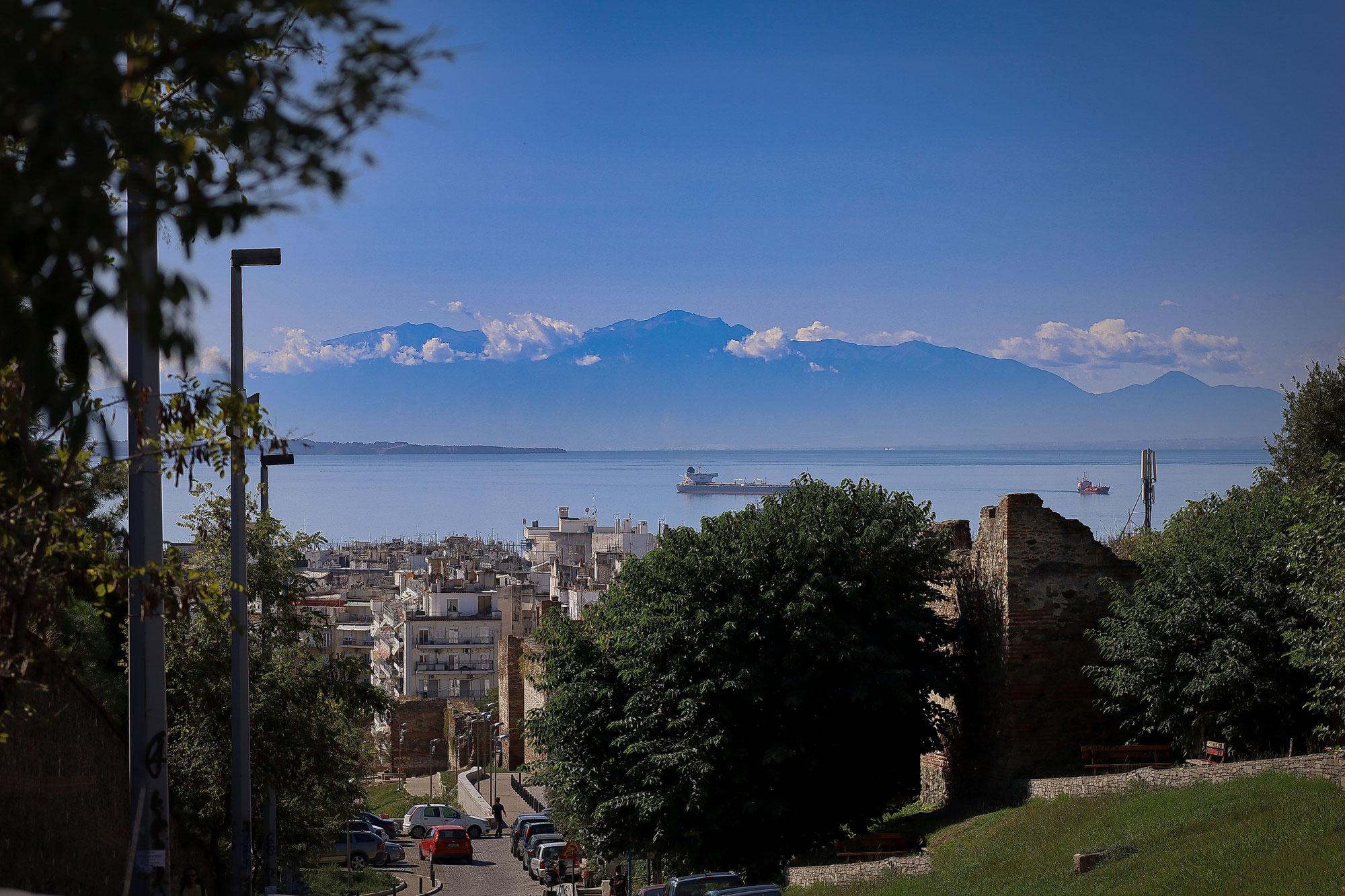 Oktober in Thessaloniki