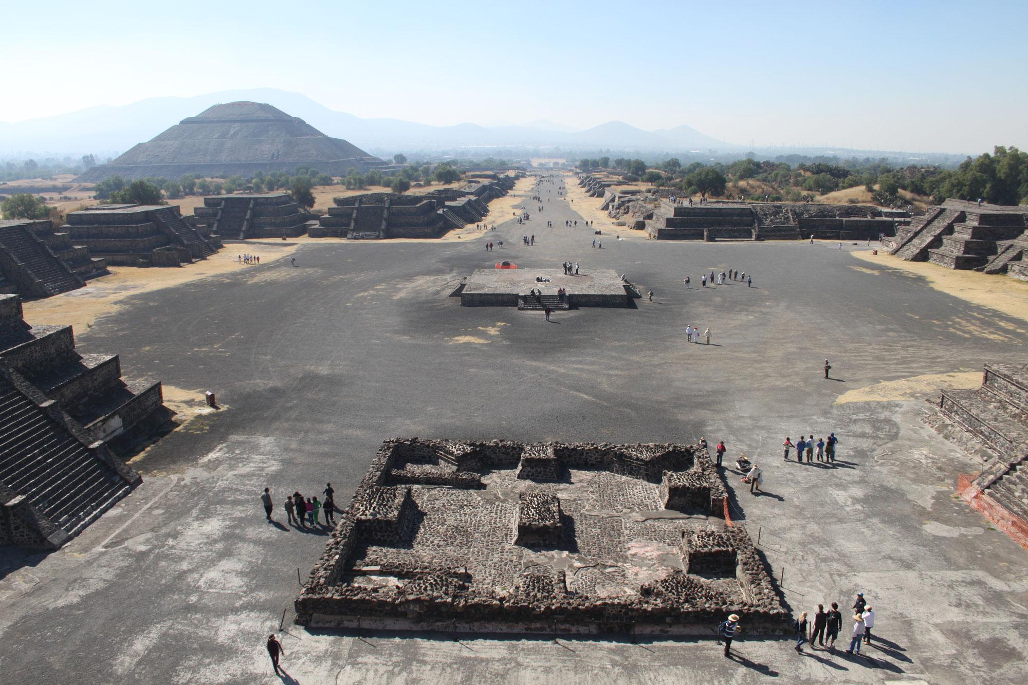 Mexiko - Tempel, Pyramiden und  Ruinenstädte