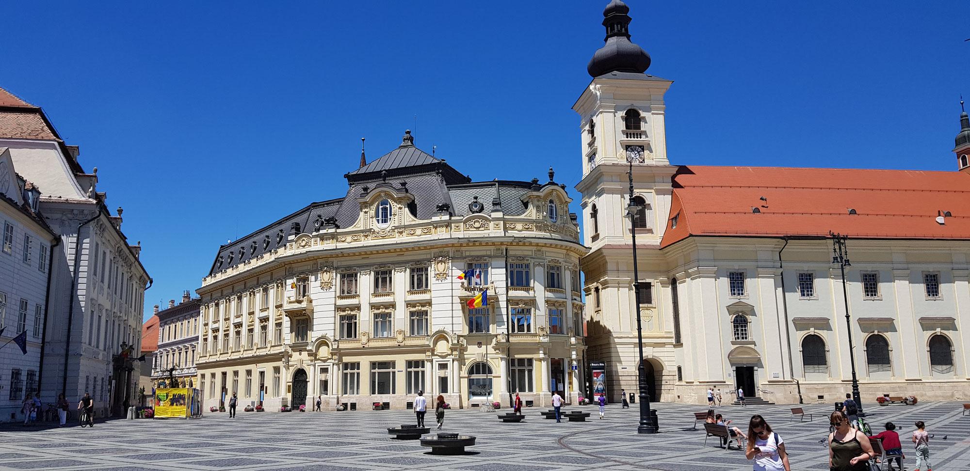 Sibiu / Hermannstadt - Die Perle der Siebenbürgen