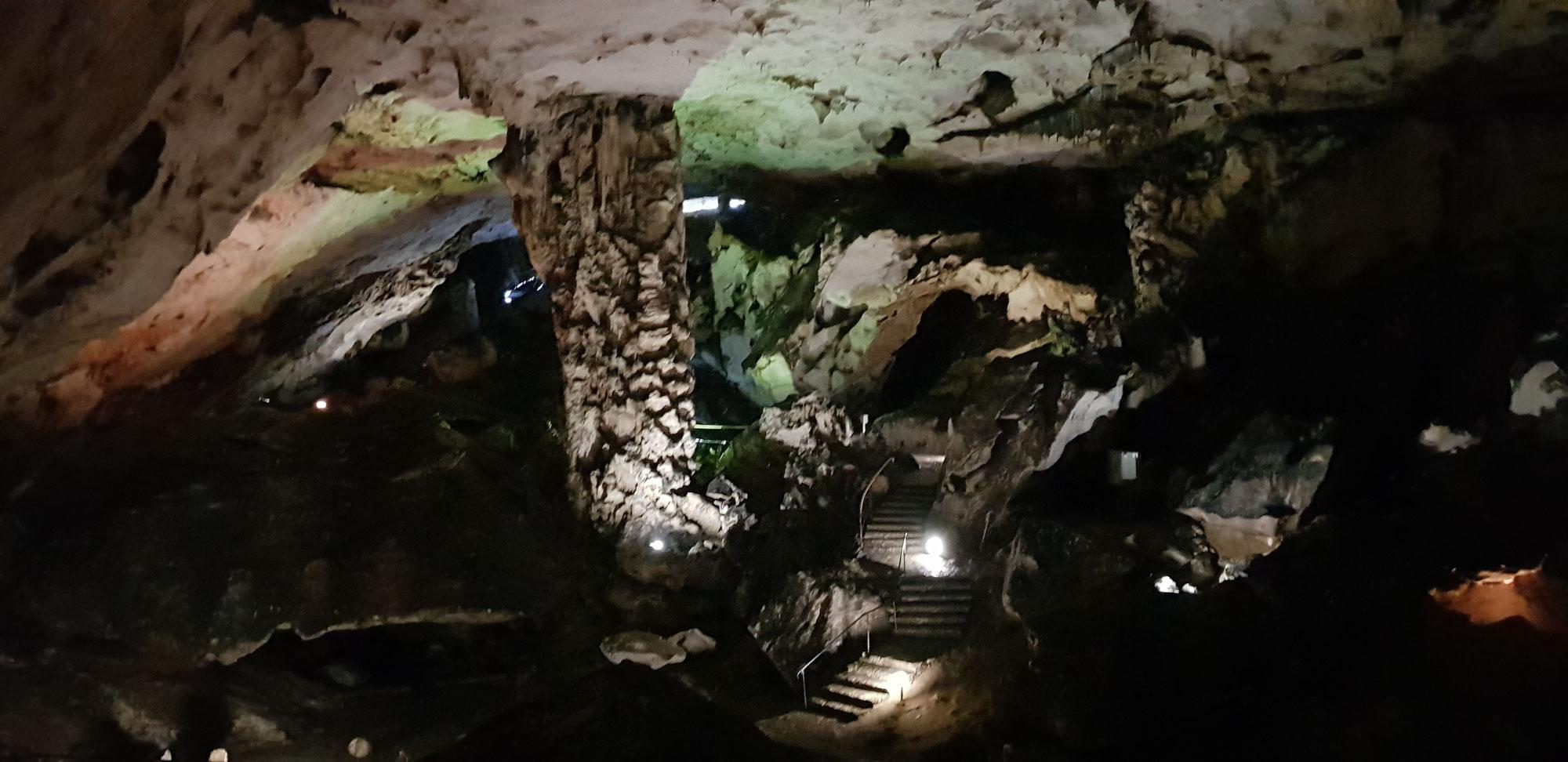 Magura Höhle - Felsenzeichnungen aus der Steinzeit