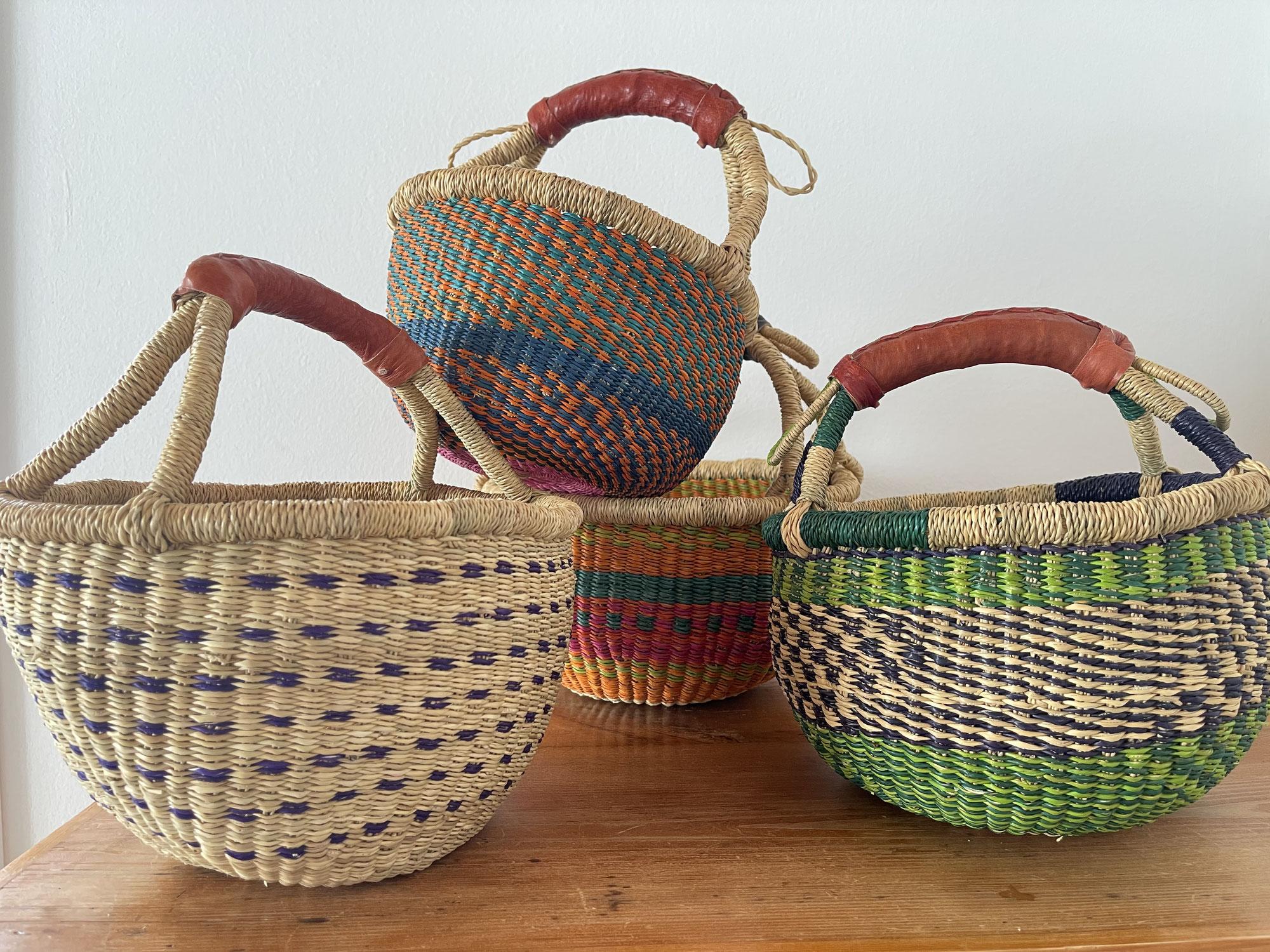 Mini Bolga Baskets