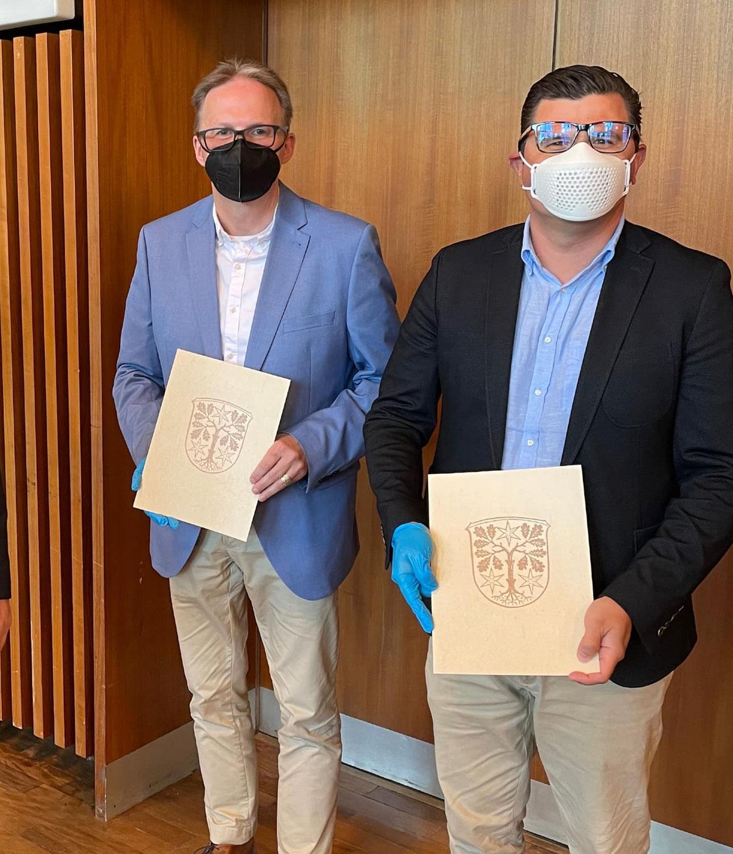 Die Kreistagsfraktion der CDU Odenwald gratuliert Kreisbeigeordneten und kritisiert Start der Koalition