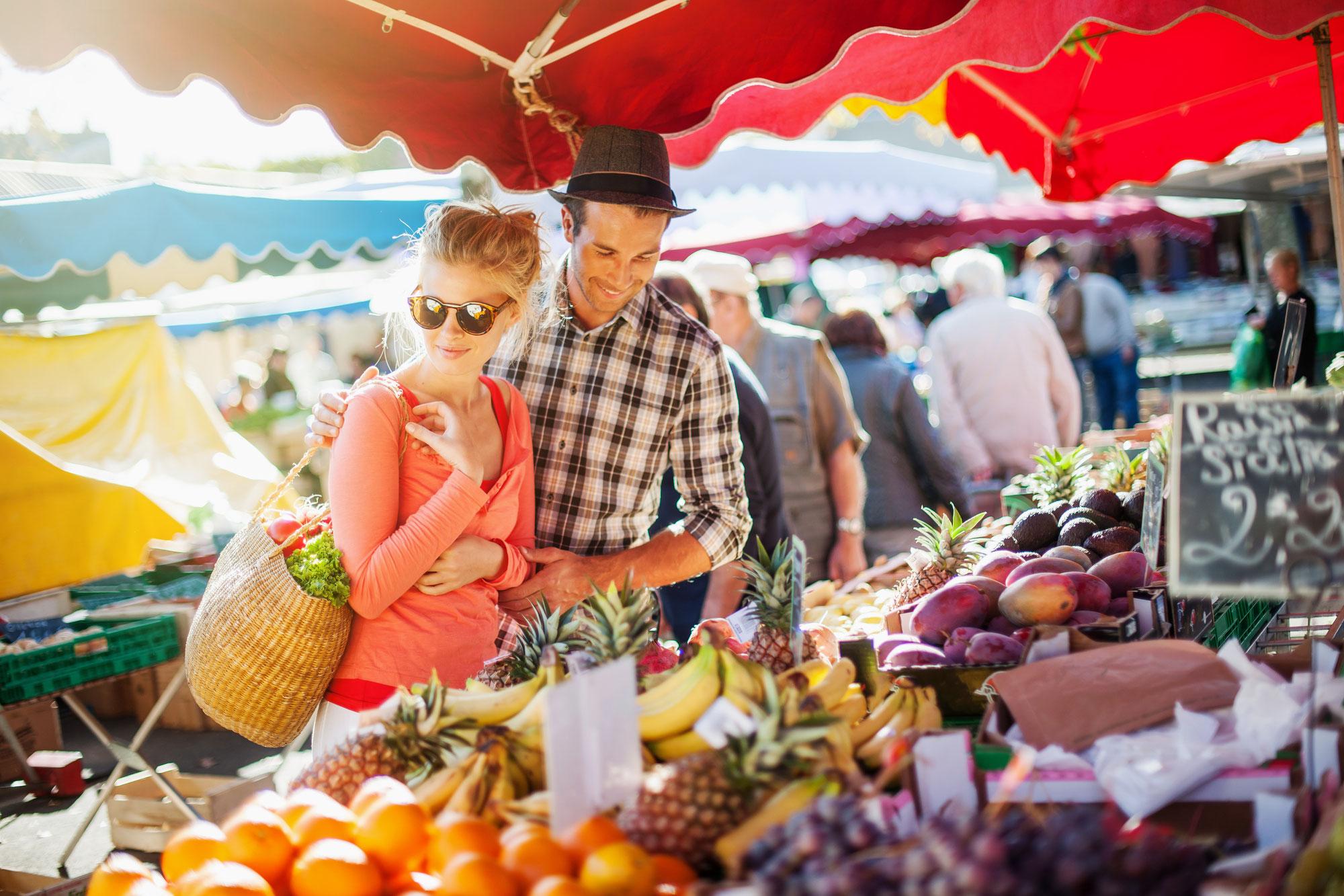 Regionaler Abendmarkt in Metzingen bis 21 Uhr!