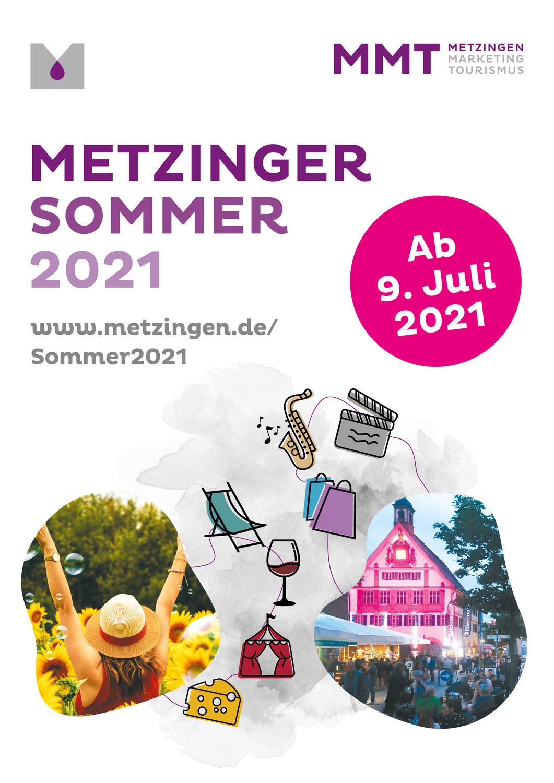 Summer in the City in Metzingen