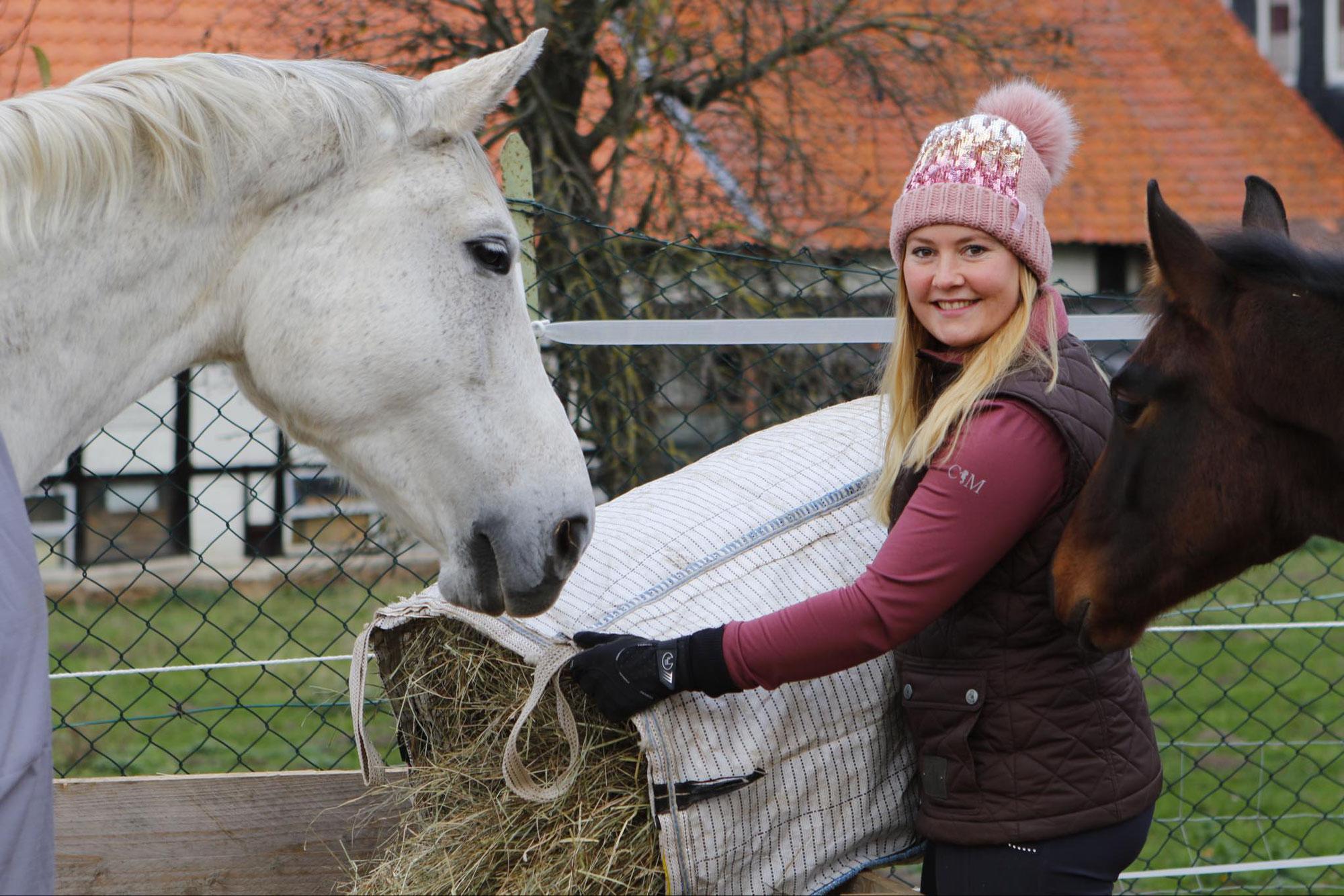 Winterhandschuhe für den Stall