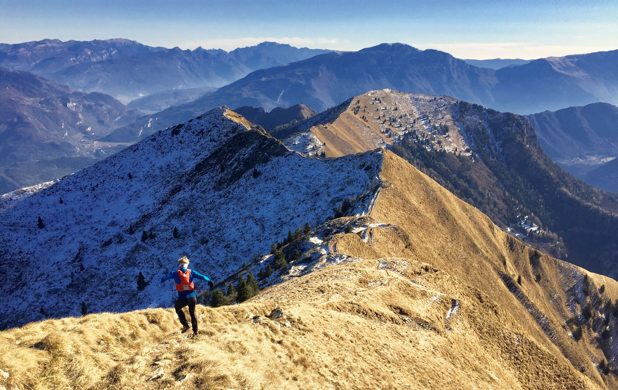Gardasee: Arco. Trailrunning. Sportklettern