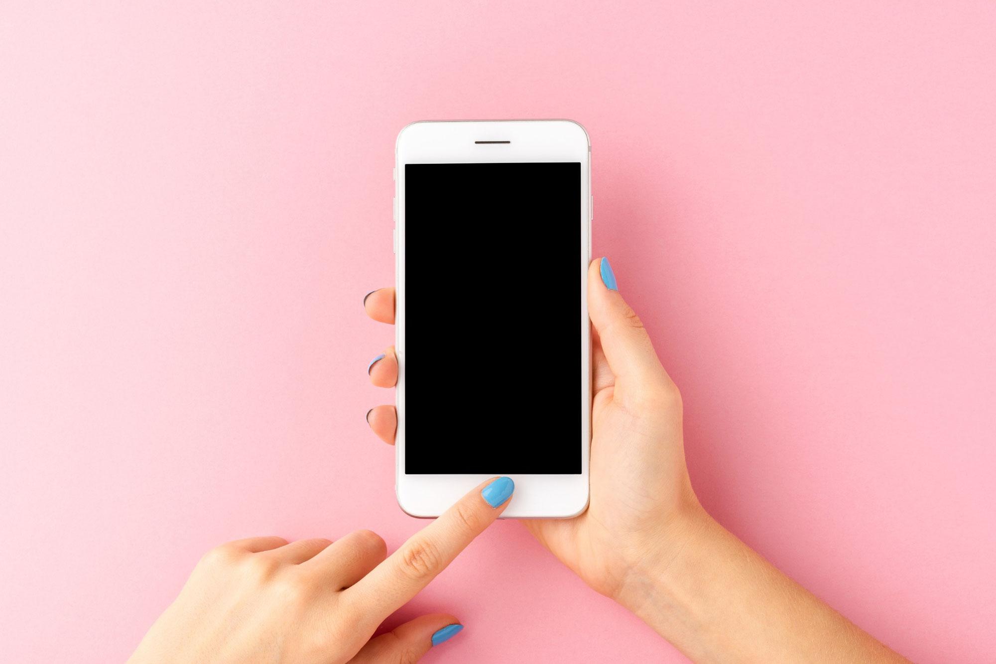 Mobilefreundliches Webdesign