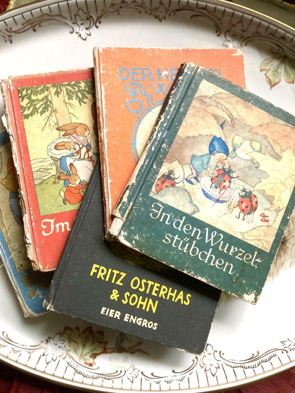 Geliebte Kinderbücher