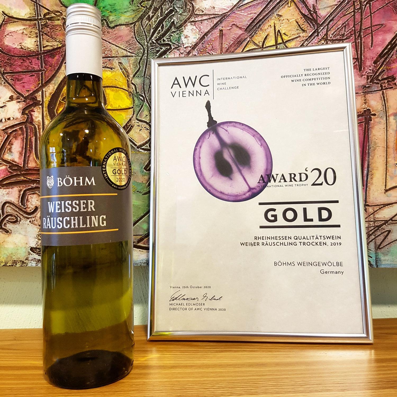 AWC: Weißer Räuschling