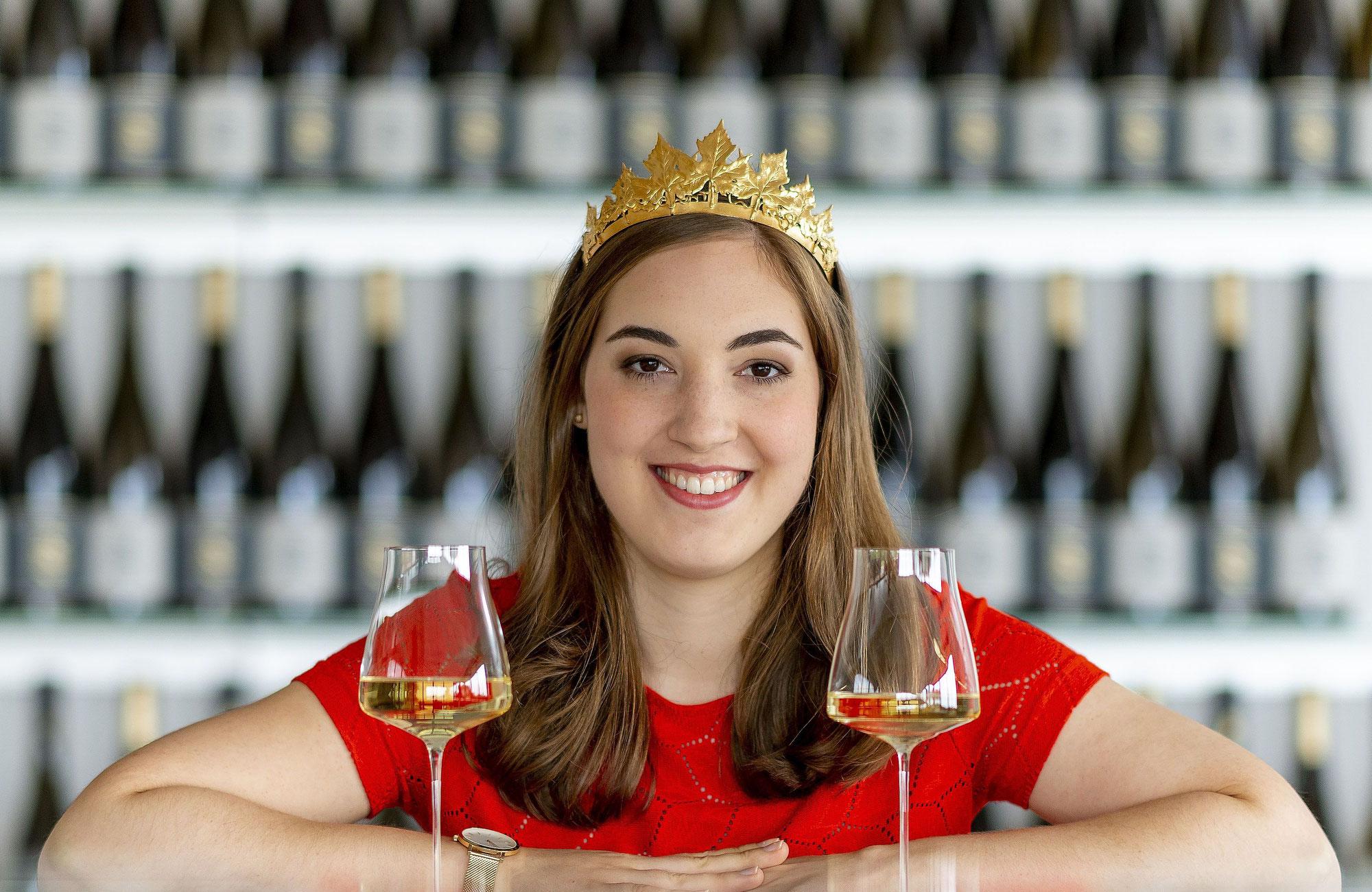 Wahl zur Deutschen Weinkönigin