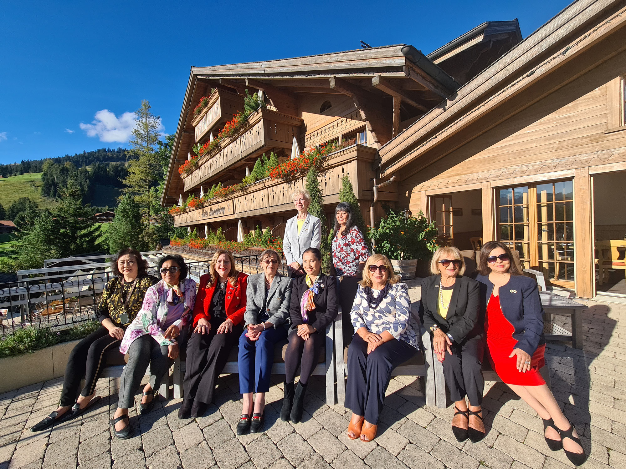 Photogallery of the Executive Board Meeting in Switzerland