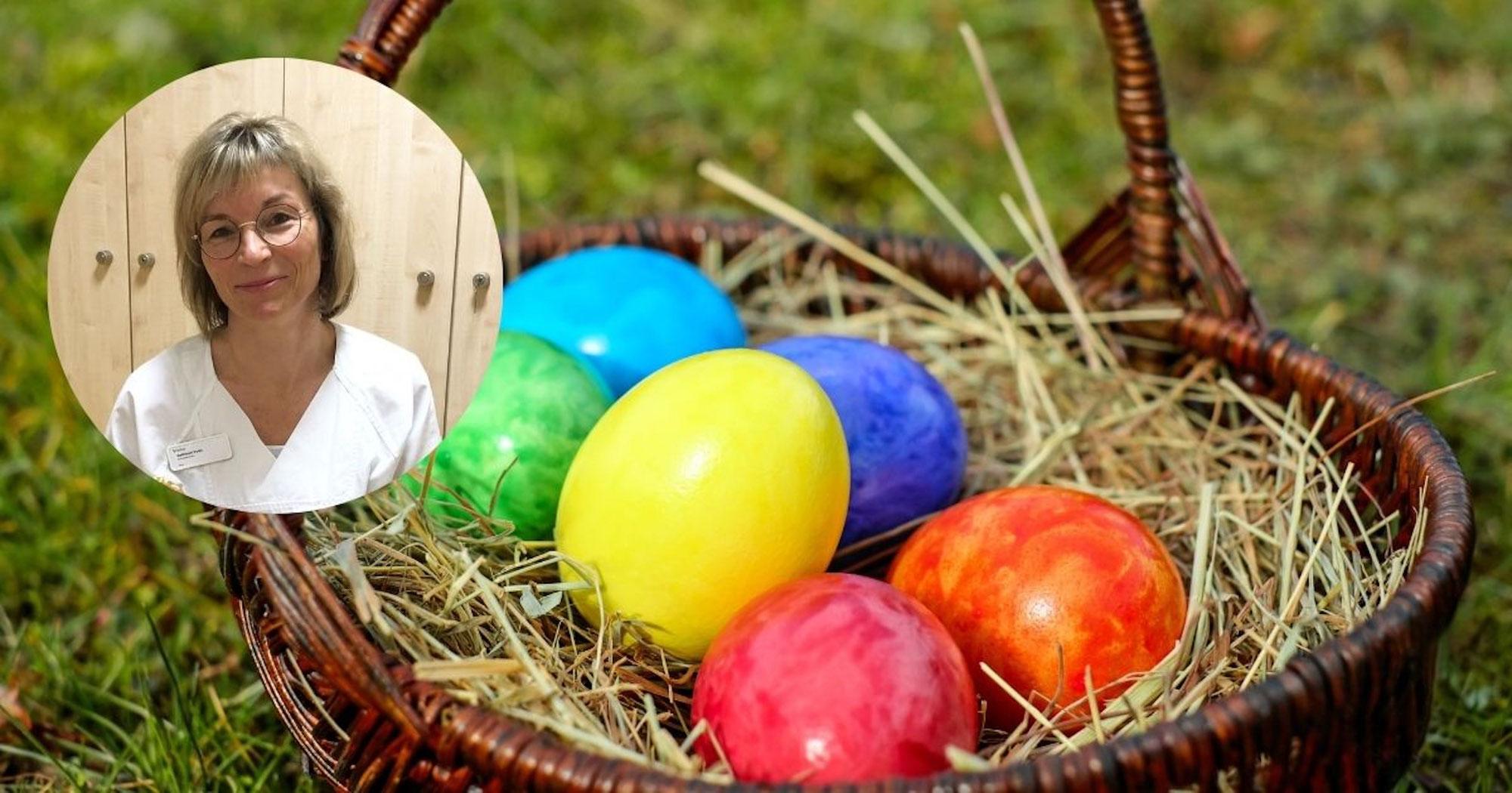 Geheimnis Lycopin: Warum Eier von freilaufenden Hühnern gesünder sind