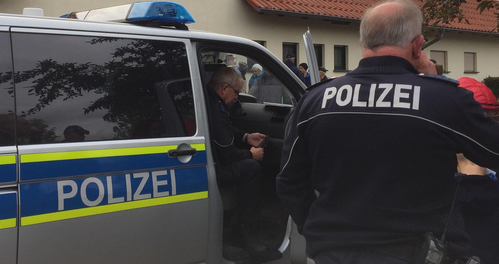 Polizei warnt vor falschen Polizisten