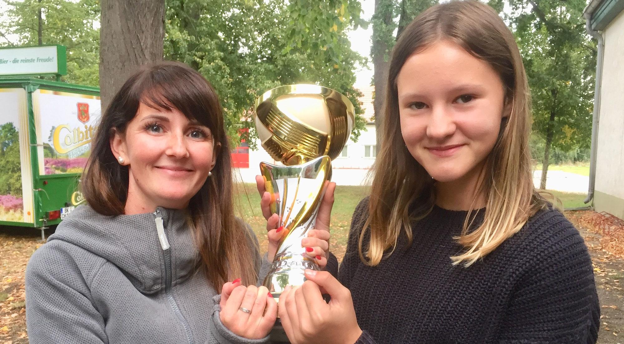 Crosslauf: Wer gewinnt den Team-Cup in Parchen?