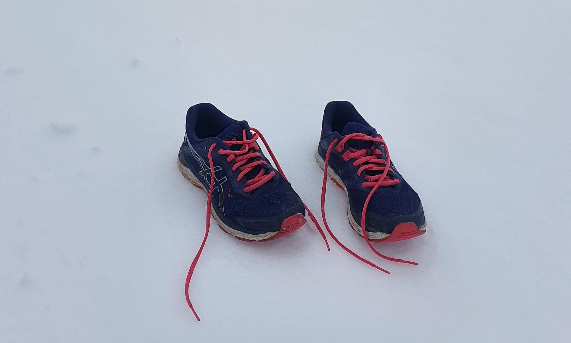 Winterlaufserie: Asselmeyer läuft 16.300 Meter in einer Stunde