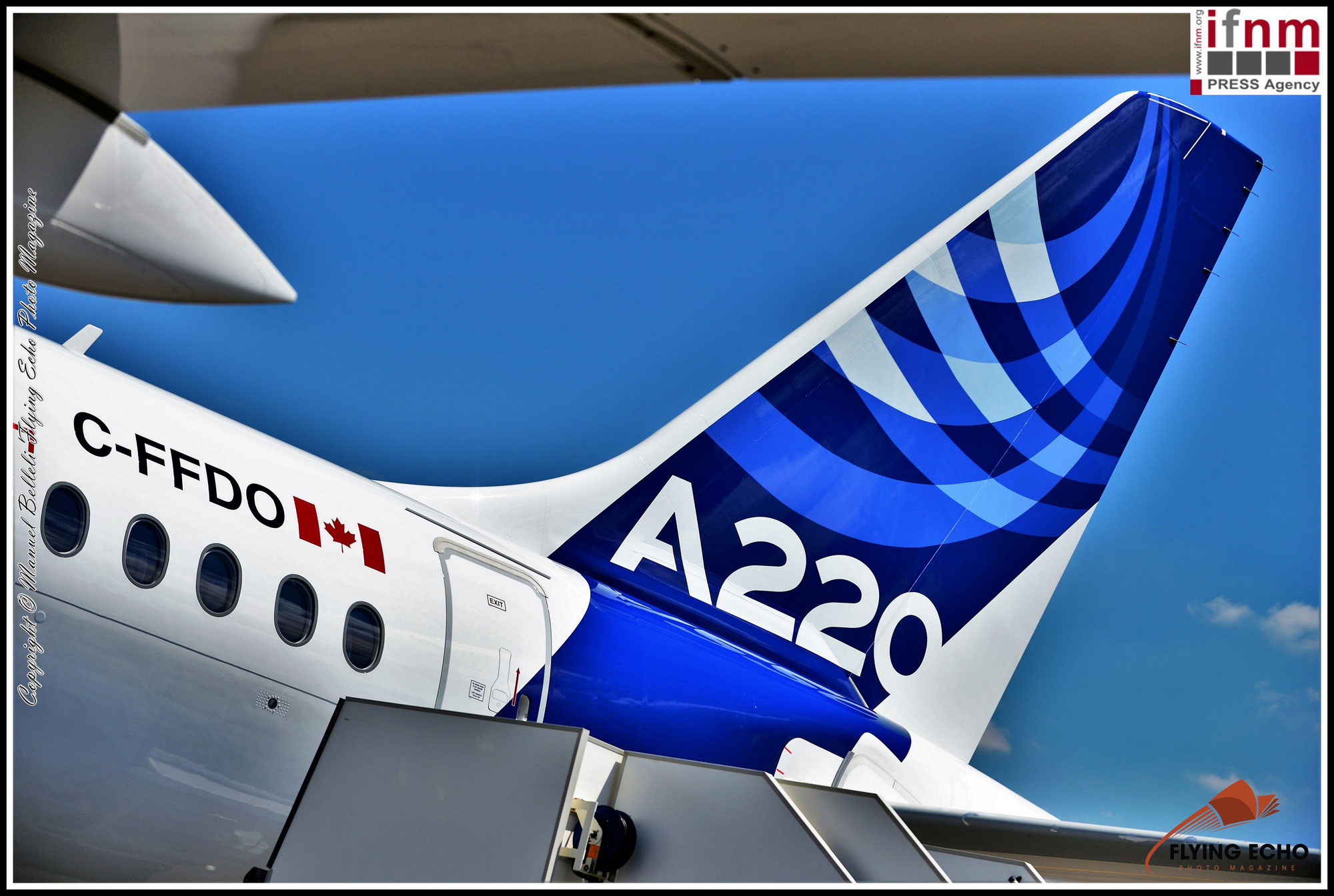 Air France prépare l'arrivée de l'Airbus A220 / Air France prepares for the arrival of the Airbus A220