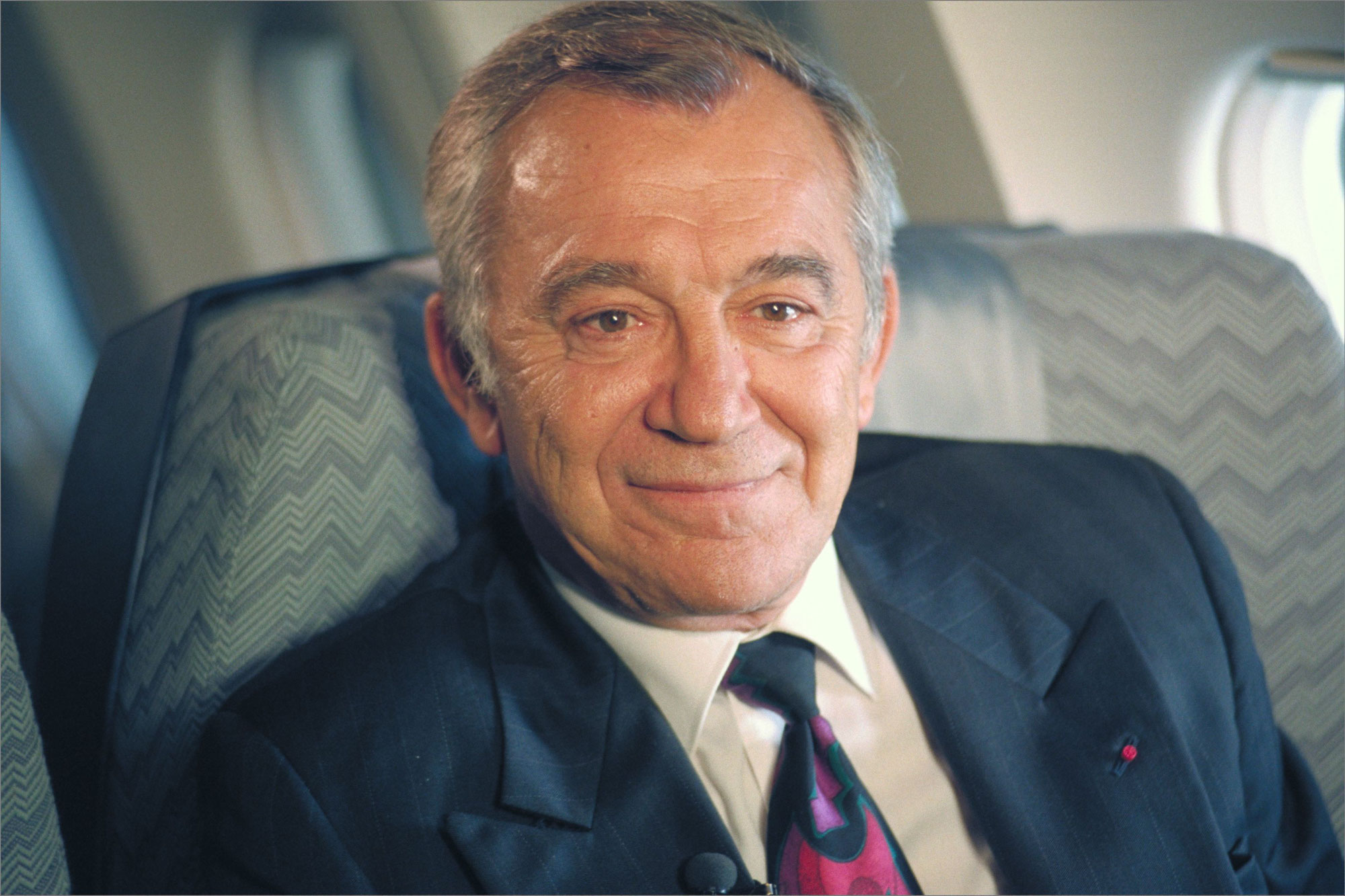 Airbus Fly-By-Wire visionary Bernard Ziegler passes away  / Décès de Bernard Ziegler, un visionnaire du Fly-By-Wire d'Airbus
