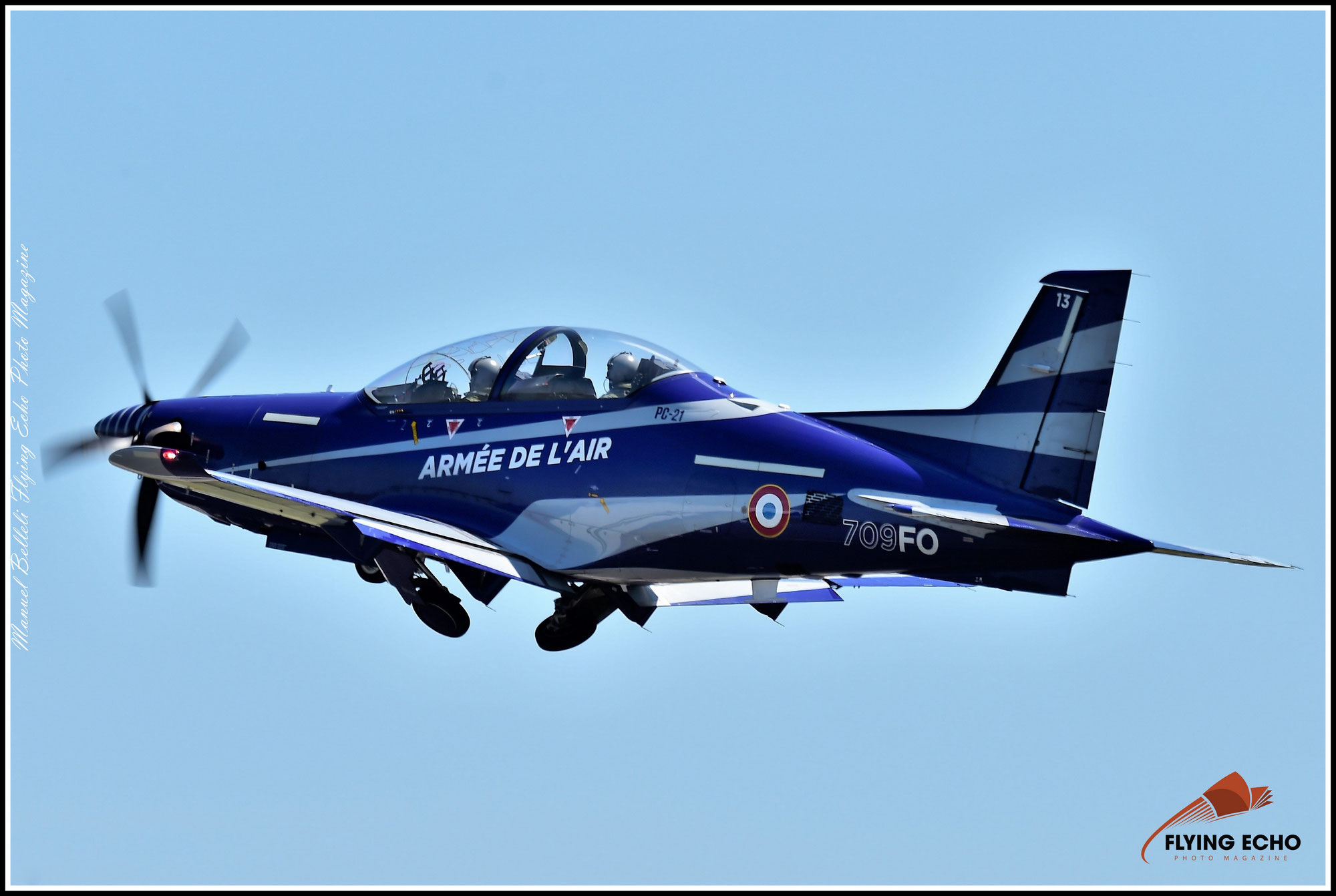 The French Air Force Buys Another Nine PC-21