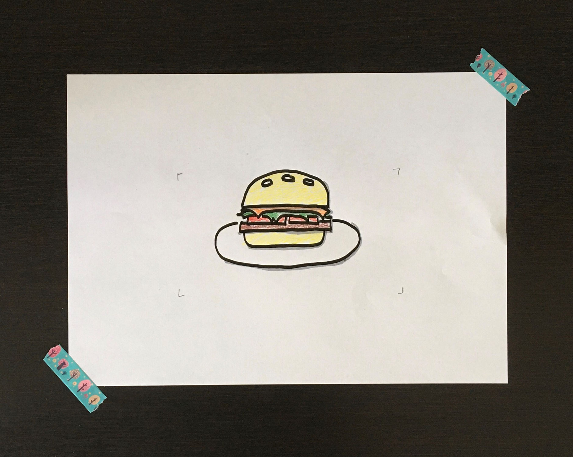 Burger visualisieren