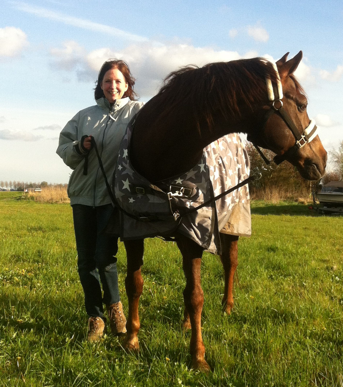 Wat te doen met hardnekkige angstgedachten tijdens paardrijden?