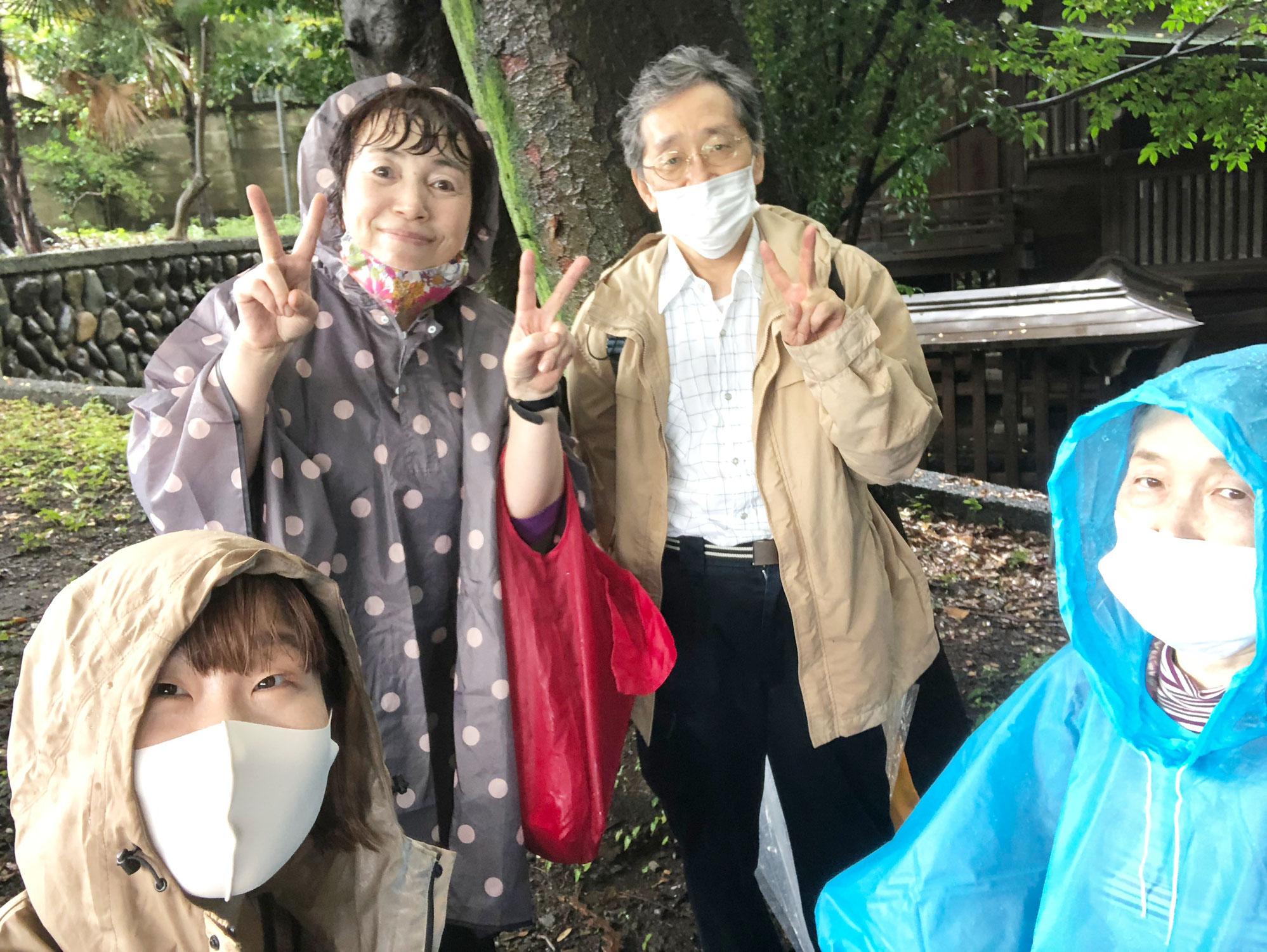 ツクヨミ様からのメッセージ 東京 聖なる儀式にて