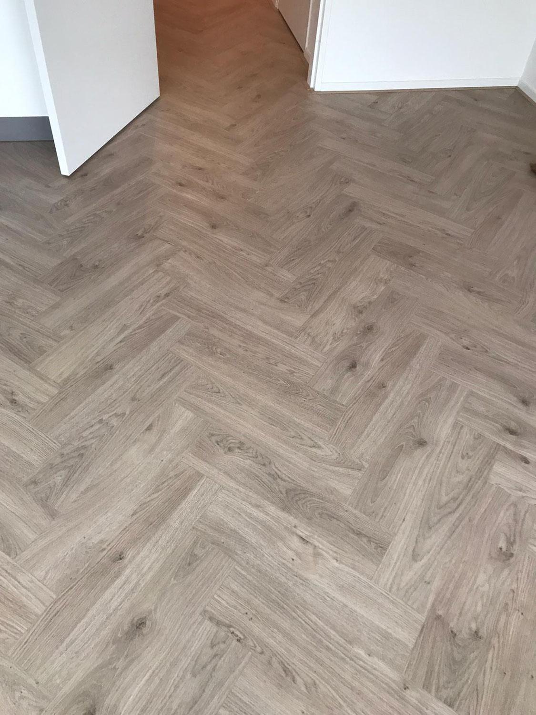 36 m² Eik Relax Pure Visgraat Laminaat te Utrecht